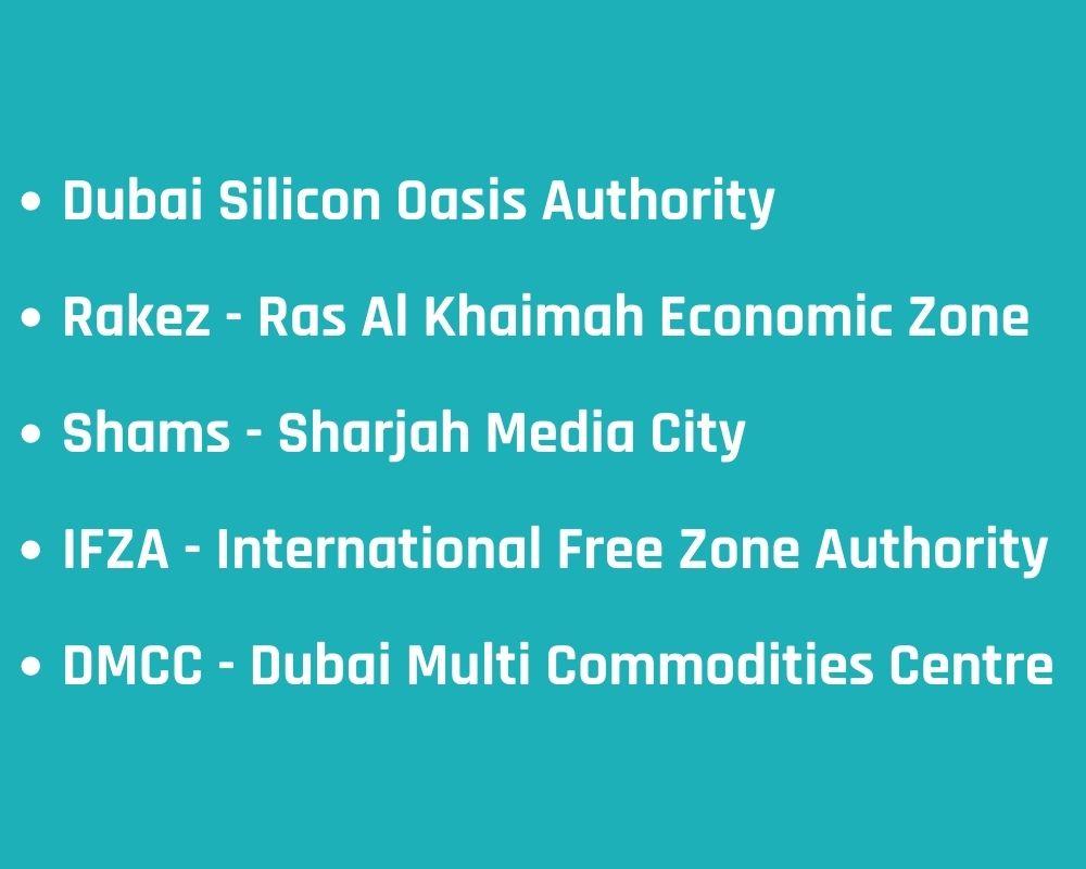 Dubai Silicon Oasis Authority Rakez - Ras Al Khaimah Economic Zone